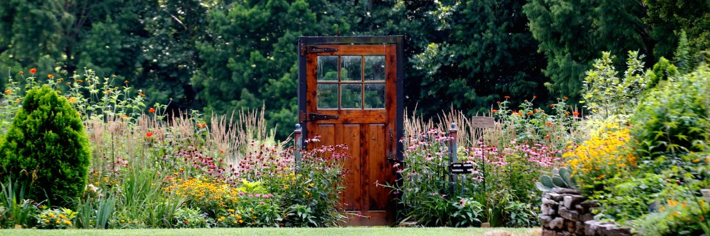 Hidden Hill Nursery and Sculpture Garden Door